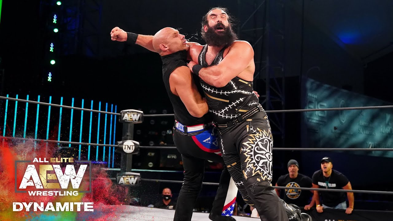 WAS DANIELS AND SCU ABLE TO OVERCOME MR. BRODIE LEE AND THE DARK ORDER    AEW DYNAMITE 05/13/20 - YouTube