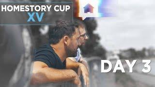HomeStory Cup XV Highlights | Day 3 | StarCraft 2 | TaKeTV