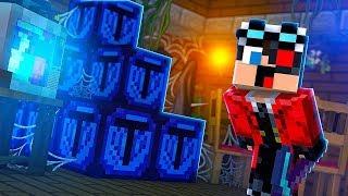 НАШЕЛ СЕКРЕТНУЮ КЛАДКУ ТЕРОСЕРА! У КОГО ДЛИННЕЕ СТОЛБ?! Minecraft