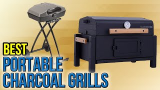 8 Best Portable Charcoal Grills 2017