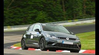 Golf R vs 325i E30 Tracktool Nordschleife