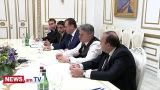 Վիգեն, մի րոպե  վարչապետը հանգստացրեց հունից դուրս եկած ՊՆախարարին