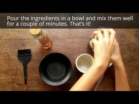 Home Remedies Honey Hair Conditioner - Home Remedies for Beautiful Hair