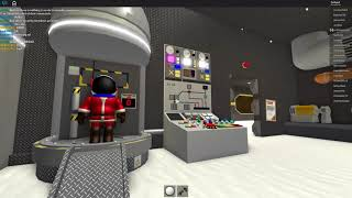 WINTER EVENT!!!!!!!!!!!! Roblox Innovation inc. spaceship