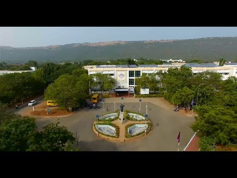 MKU Green Campus Aerial View