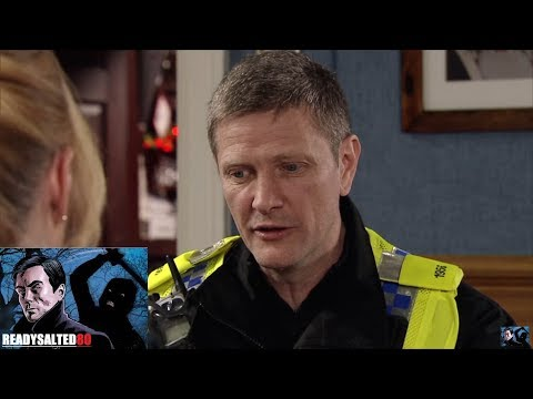 Coronation Street - Johnny & Jenny Are Questioned By The Police