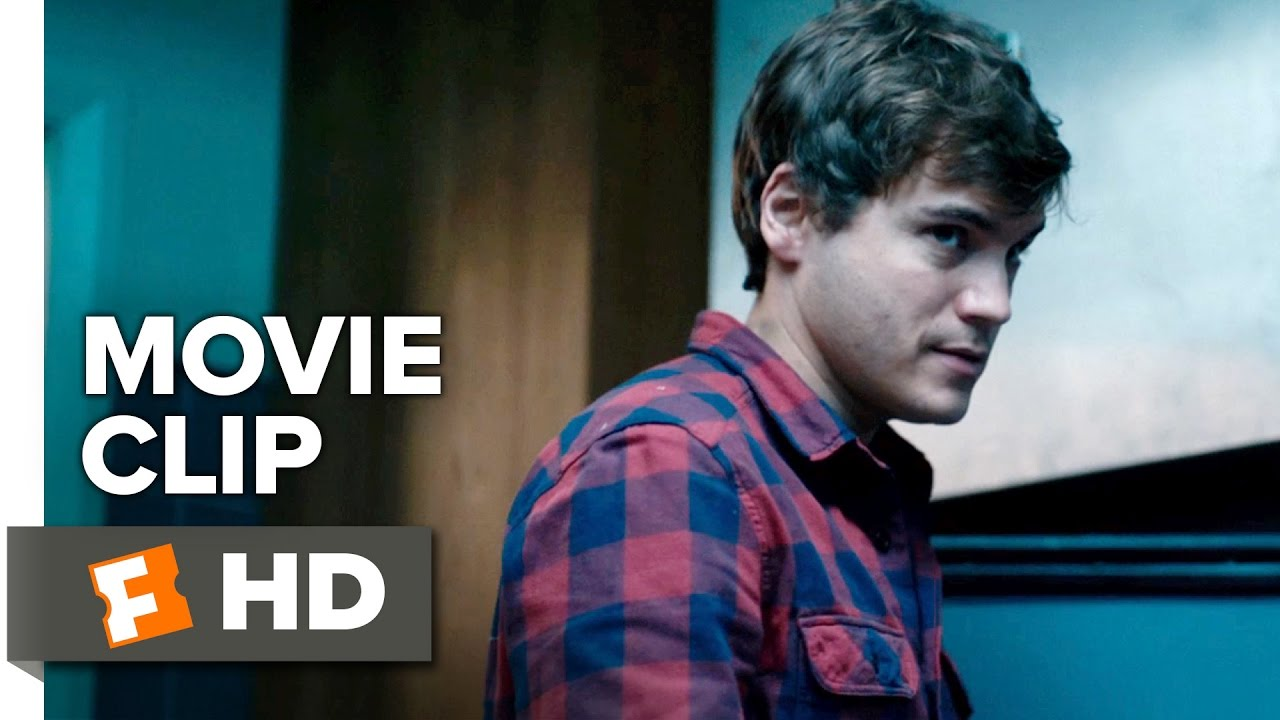The Autopsy of Jane Doe Movie CLIP - Bell (2016) - Emile Hirsch Movie