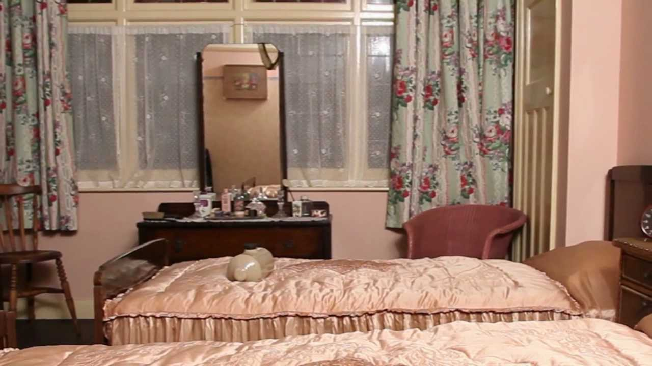 the 1940s house the master bedroom youtube