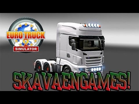 Euro Truck Simulator 2 -  Ep 28  - Perfect Haul!