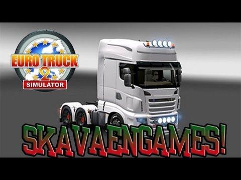 Euro Truck Simulator 2 -  Ep 28  - Perfect Haul!