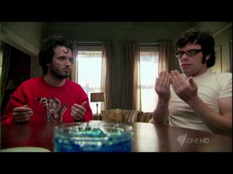 Flight of the Conchords - Fashion is Danger [720p HD]