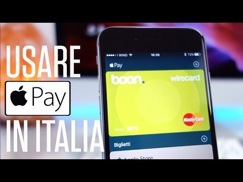 Come pagare con APPLE PAY su iPhone e Apple Watch in ITALIA! – Guida completa
