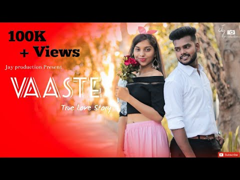 vaaste-song:-dhvani-bhanushali-|-cute-love-story-2019-|-latest-romantic-story-|-by-jay-production