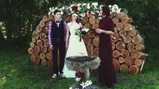 Давай поженимся, свадебное видео