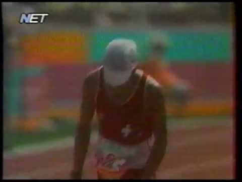 Highlight Olympic games 1984 - The force of the soul - women's Olympic marathon