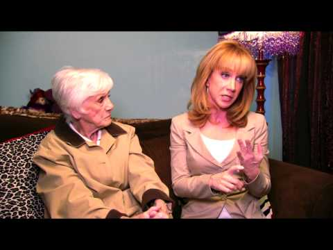Kathy and Maggie Visit A Psychic