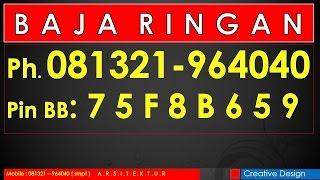 Ph.081321-964040 Canopy Baja Ringan Bandung