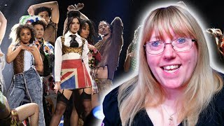 Vocal Coach Reacts to Dua Lipa 'Future Nostalgia Medley' Live at the BRIT Awards 2021