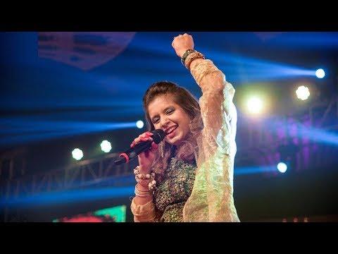 DAY 9 Aishwarya Majmudar Ofira Navratri 2017 United Culture VR1 Event Surat Part 1 by VR Make