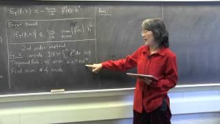 cmpsc math 451 feb 13 2015 trapezoid rule error simpson s rule derivation wen shen