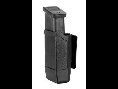 Gear Review Blackhawk Pistol Mag Holder YouTube Impressive Blackhawk Single Stack Magazine Holder