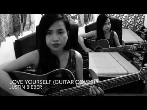 Love Yourself - Justin Bieber (Guitar Cover)