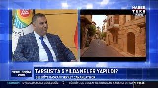 Yerel Seçim 2019 - 20 Ocak 2019 (Tarsus Belediye Başkanı Şevket Can)