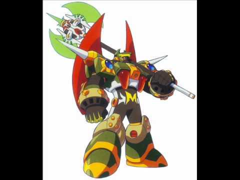 Megaman X Command Mission - Massimo of Steel