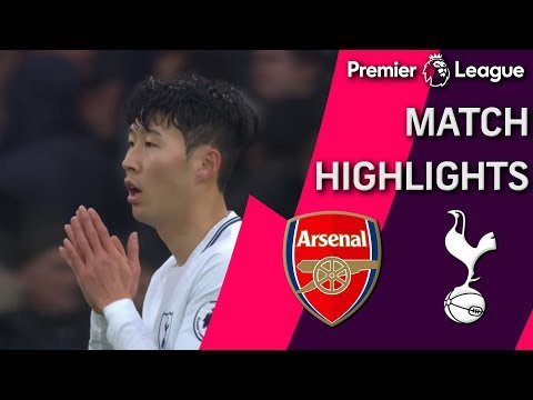 Arsenal top Tottenham in North London derby