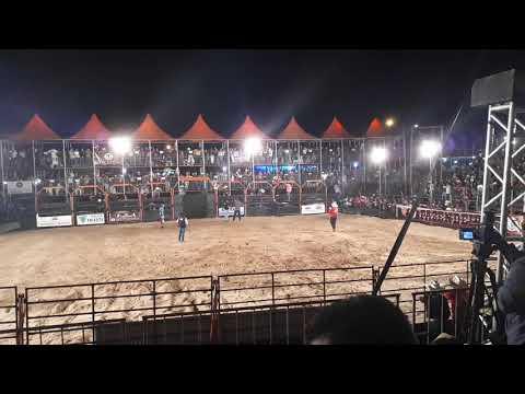 Edivon Cowboy de Mantena Rodeio Industrial Rural