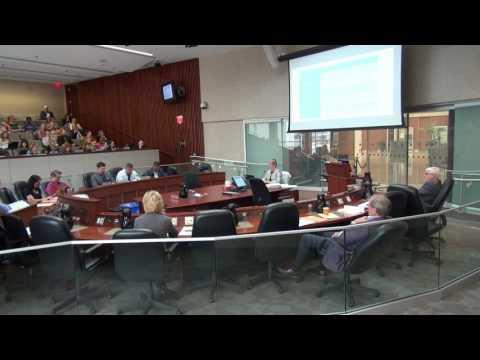 Hamilton City Council Board of Health for July 2017