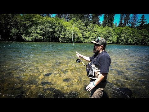Single Hand Spey Casting Tips With James Millard | Ashland Fly Shop