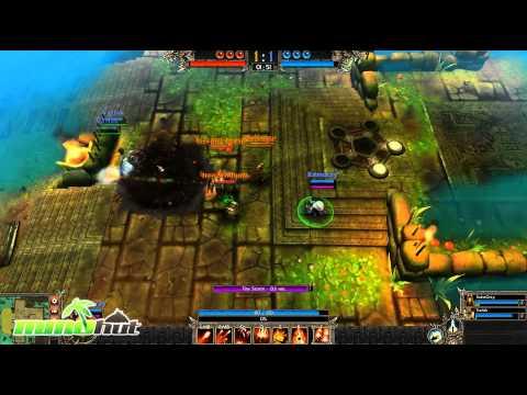 Bloodline Champions Gameplay