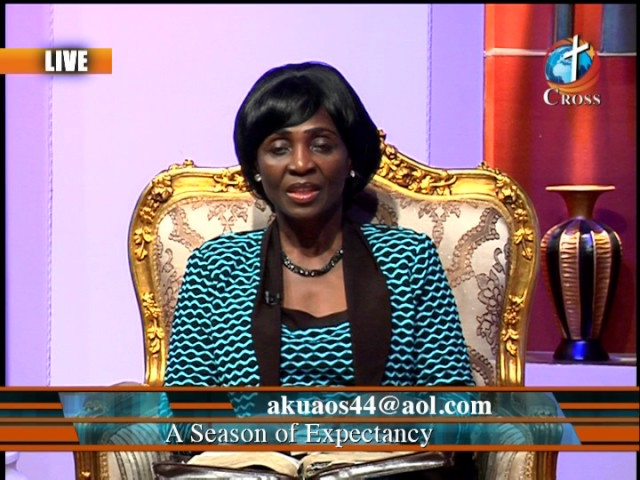 A Season Of Expectancy by Akua Osei-Bonsu 11-22-16