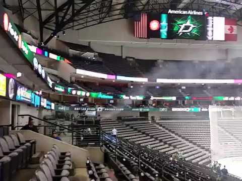 American Airlines Center In Dallas, Texas