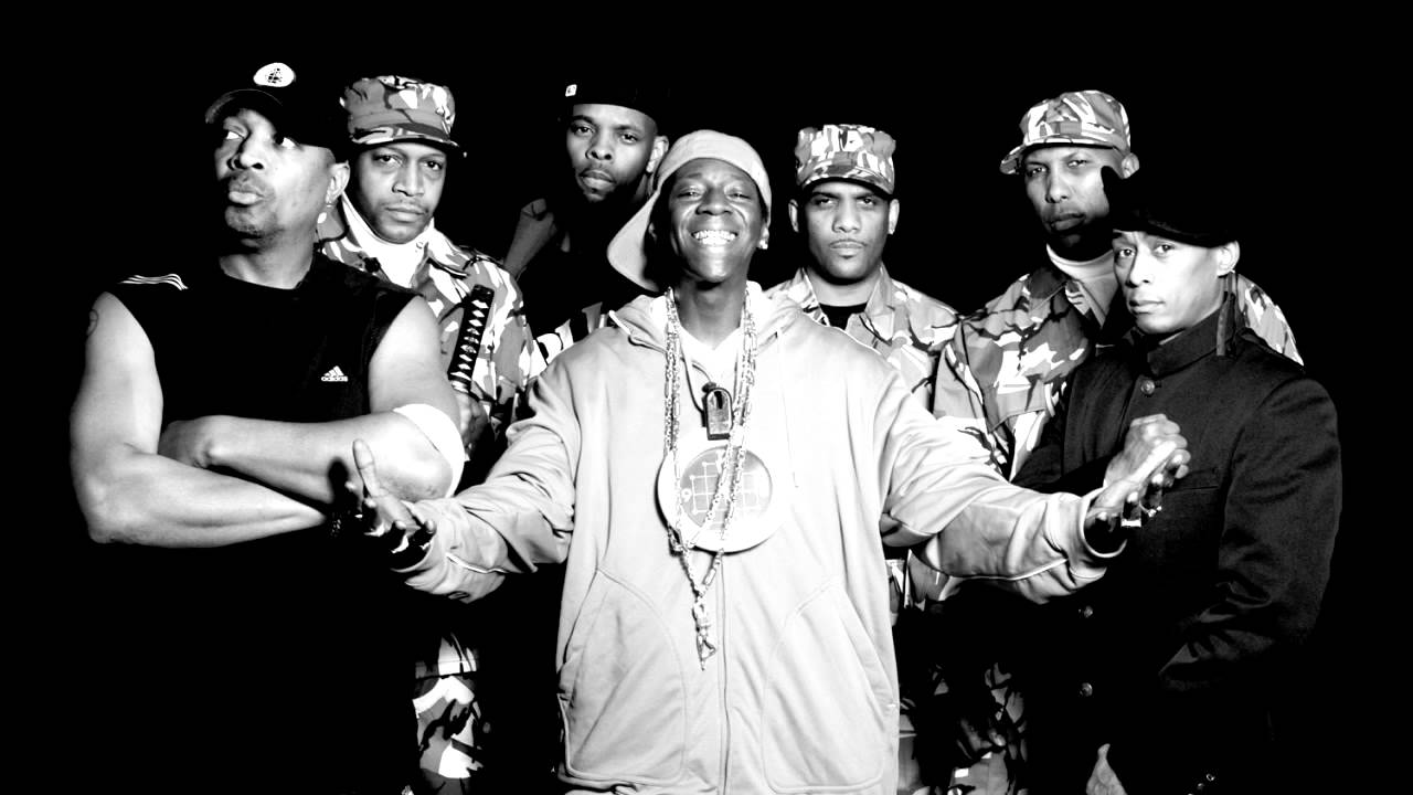 Public Enemy Give It Up Instrumental