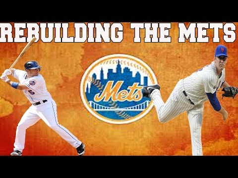 MLB 15 The Show Franchise: Rebuilding The Mets
