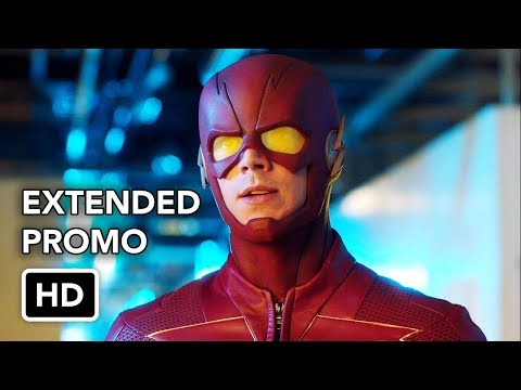 The Flash 4x02 Extended Promo