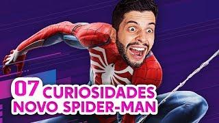 TOP 7 NOVO JOGO DO SPIDER-MAN - PLAYLIST PLAYHARD #2