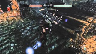 Hunted: The Demon's Forge Gameplay Xbox 360