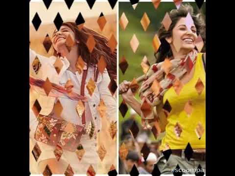 Shahrukh khan and anushka sharma most amazing and beautiful song