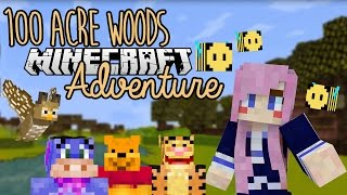 100 Acre Woods Adventure | Minecraft Roleplay