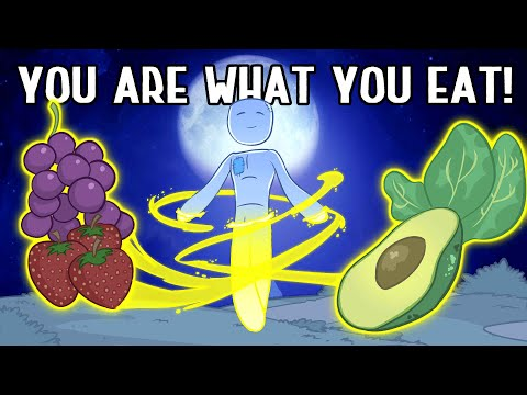 Healing Your Body With Food ~ Nutrition Can Destroy Disease