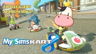 Chaps Play MySims Racing Wii