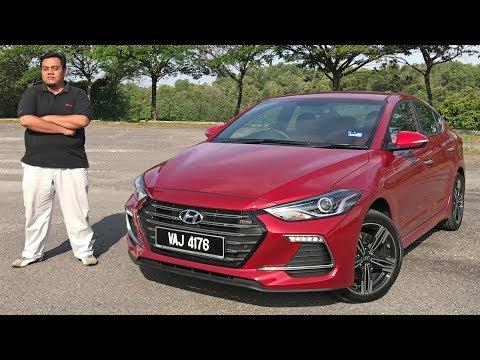 PANDU UJI: Hyundai Elantra Sport 1.6 Turbo 2017 di Malaysia - RM131k