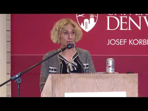 Martha Nussbaum: The Election of 2016, Powerlessness and the Politics of Blame
