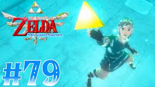 The Legend of Zelda: Skyward Sword 100% Walkthrough - Part 79: Triforce of Courage Acquired!