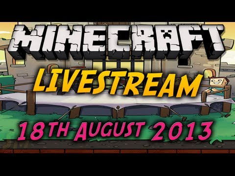 Minecraft Minigame Livestream! + MiniGames Livestream Event