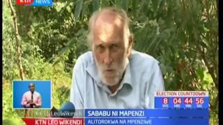 Sababu ni Mapenzi : Mzungu akabiliwa na umaskini Malava