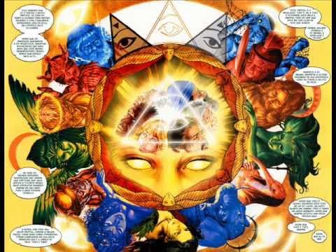 Deuses de todas as Mitologias